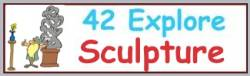 Sculpture is the act and art of making three-dimensional works of art such as statues.