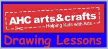 Drawing Lessons for Children : Kids can Learn how to draw : Cartooning Lessons for Children