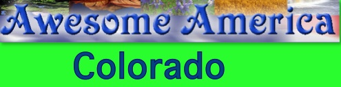 Awesome America has resources about the history, geography, symbols, state and national parks, and more, for Colorado.