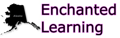 Enchanted Learning presents Alaska facts, maps, state symbols, and more.