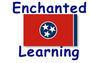 Enchanted Learning includes maps, printout and facts about Tennessee.