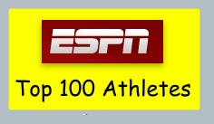 Read the biographies of the top 100 North American athletes of the century from ESPN.