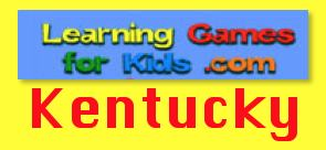 Play games about Kentucky facts, symbols, and more!