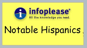 Read about famous Hispanics, Hispanic Heritage Month and more on Infoplease.com.
