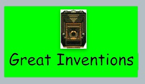 Check out the greatest inventions and inventors of all time, according to the Encyclopedia Britannica.