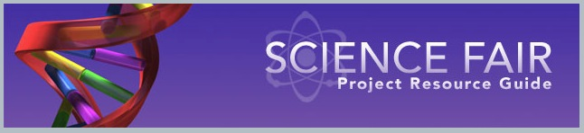 The IPL Science Fair Project Resource Guide will help you through the whole project by guiding you to a variety of excellent web resources.