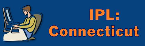 The Internet Public Library for Kids has information about Connecticut, including state links and famous people.