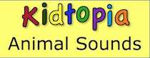Find animal sounds recommended by Kidtopia.
