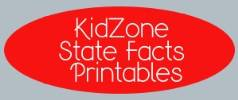 KidZone.ws provides free, downloadable printables for coloring related to facts about the states of the United States of America : state flower, state bird, state map, and state flag.