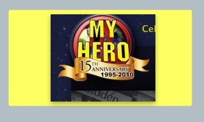 Search on the My Hero Project for your favorite hero.