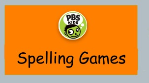 Play more than ten spelling games with PBS Kids.