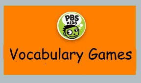 Play vocabulary games on PBS Kids.
