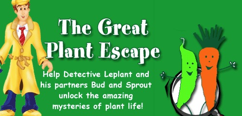 Help Detective Leplant and his partners Bud and Sprout unlock the amazing mysteries of plant life.