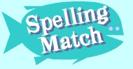 Play Spelling Match to improve your spelling.  You can choose your grade level.