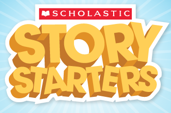 Spin the wheels on Scholastic's Story Starters to get your writing started.