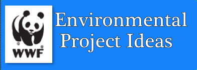 From the World Wildlife Fund, here are many ideas for environmental learning projects. Select from Recycling, Pollution, Renewable Energy, Recycling Glass, and more!